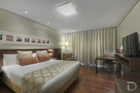 Hotel Deville Prime Porto Alegre : Apartamento Luxo Superior