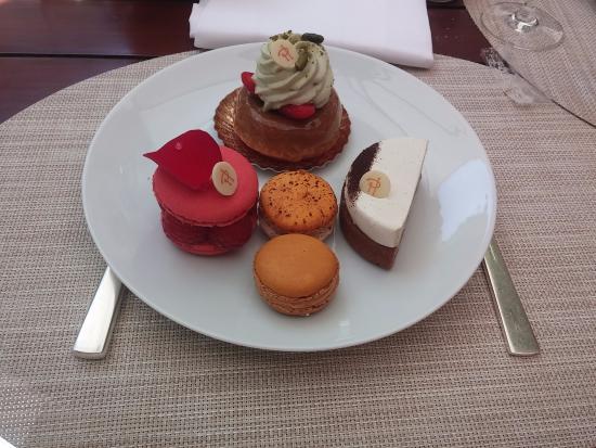 Ravioli photo de la cuisine le royal monceau paris - Royal monceau la cuisine ...