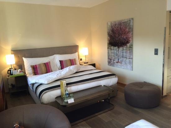 Hotel Wellenberg: Camera standard quadrupla