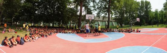 EuroCamp: Pala Cesenatico : 2 campi parco