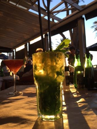 Camps Bay, Sydafrika: Leckere Cocktails