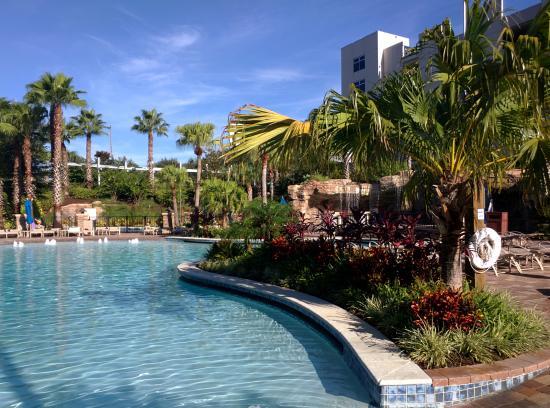 Hyatt Regency Orlando: Fun pool