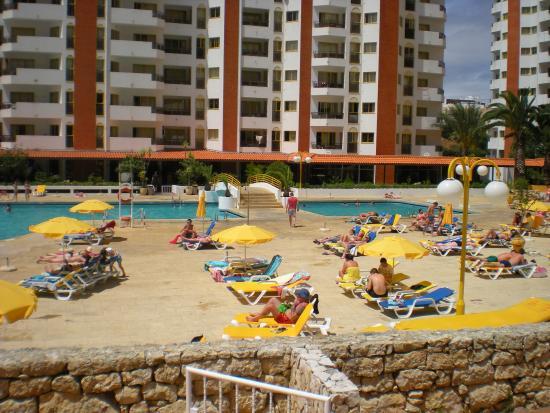 Hotel Clube Praia Da Rocha Portugal Rooms