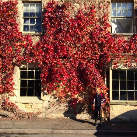 Northleach, UK: Beautiful autumn