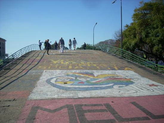 Puente Peatonal Figueroa Alcorta
