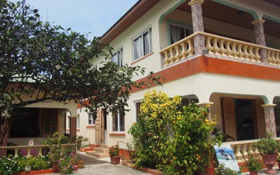 Villa Bananier: The hotel