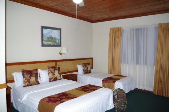 Soluxe El Sesteo Hotel: chambre