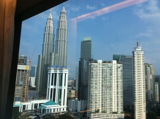 Renaissance Kuala Lumpur Hotel View From The Room