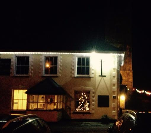 The wonderful Bradworthy Inn!
