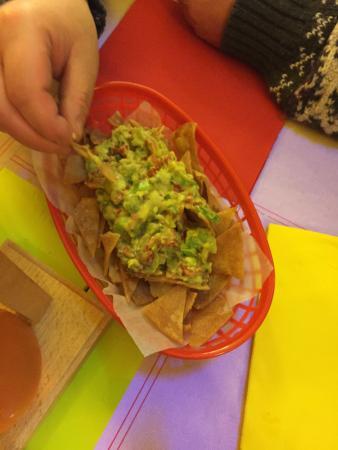 guacamole guacamole guacamole guacamole fried guacamole taqueria ...