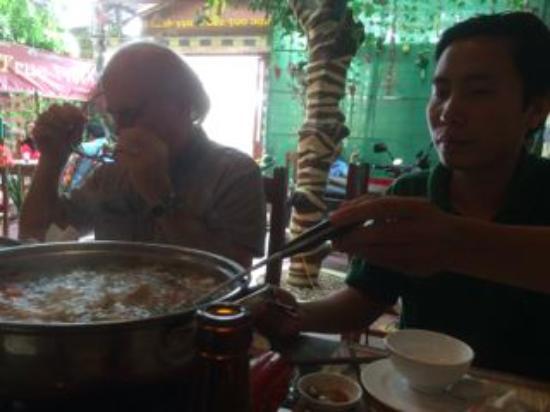 True Viet restaurant: Vietnamese Hot-pot, with Thai in charge!