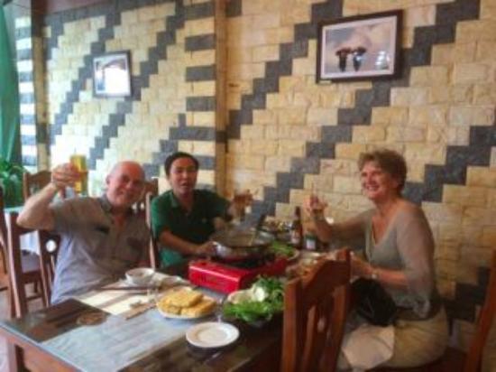True Viet restaurant: A memorable lunch!