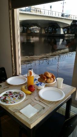 Houseboat Little Amstel: 20151212_090219_large.jpg