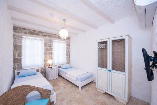 La vela boutique hotel alacati turquie voir les for Boutique hotel turquie