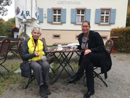 Schwarzwald, Deutschland: Enjoying Black Forest Cake