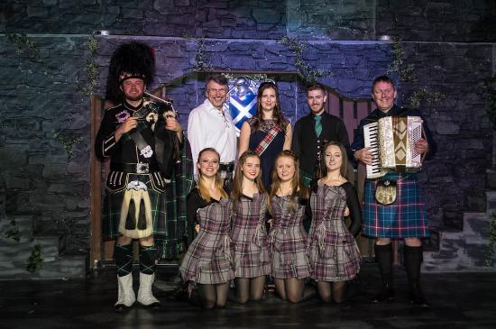 Spirit of Scotland Show