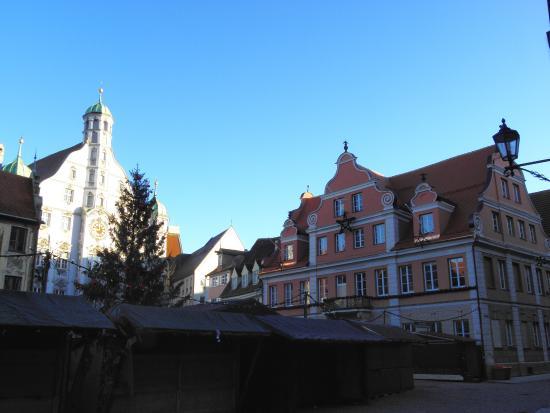 Rathaus Memmingen