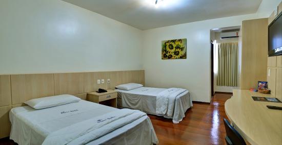 Porto Bello Palace Hotel: Apartamento Cama Casal e Solteiro