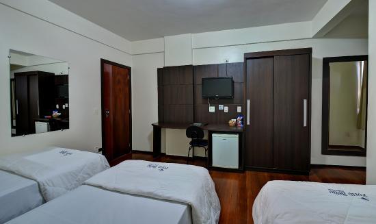 Porto Bello Palace Hotel: Apartamento Triplo