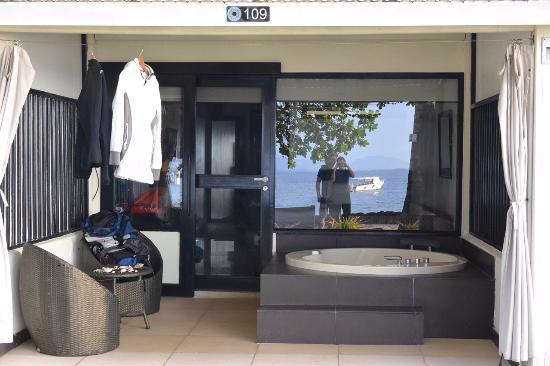Garden Island Resort: Whirlpool