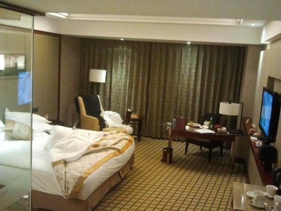 Ziguangyuan Hotel: nice and calm room