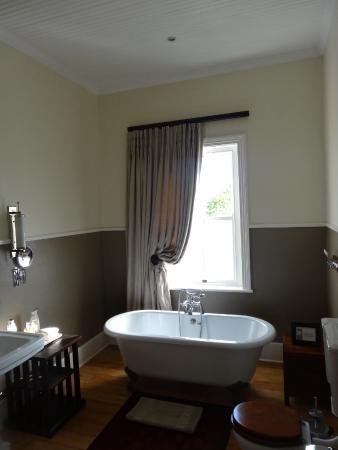 Kwandwe Uplands Homestead: Bathroom