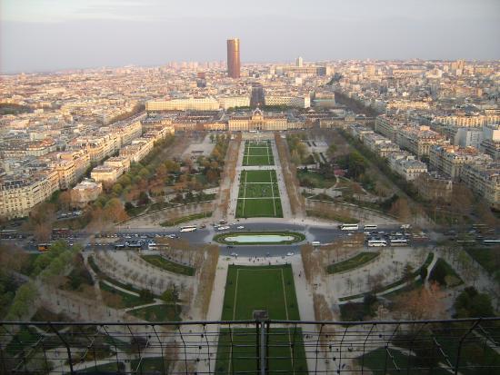 Paris, France: VISTA TORRE EIFFEL