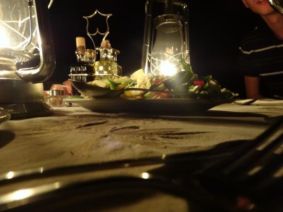 Kwandwe Uplands Homestead: Dinner