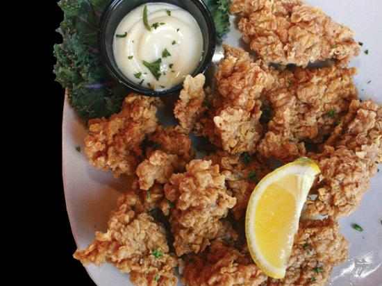DON'S Seafood: Fried Alligator