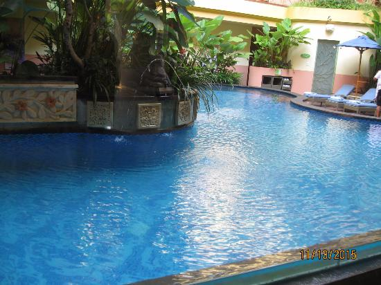 Another View Of Indoor Pool Picture Of Sens Hotel Spa Conference Ubud Town Centre Ubud