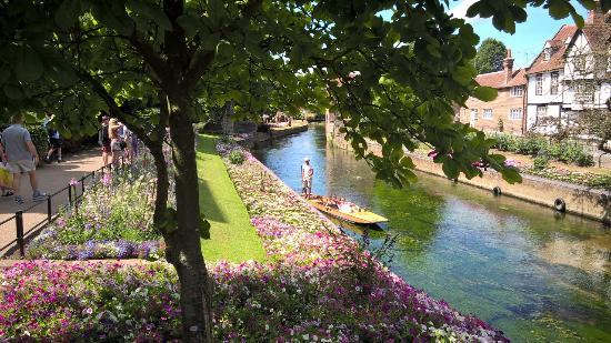 westgate garden river bank 1 picture of westgate gardens. Black Bedroom Furniture Sets. Home Design Ideas