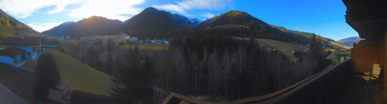 Kartitsch, Avusturya: Panorama dalla nostra camera primo piano