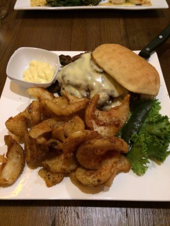 Roseburg, OR: Steak Sandwich