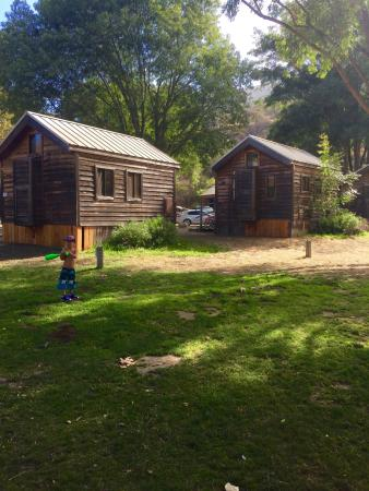Genial El Capitan Canyon: Common Areas And Cabins