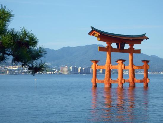 le Tori flottant - Picture of Miyajima, Hatsukaichi - TripAdvisor