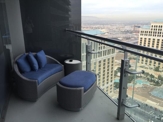 The Cosmopolitan Of Las Vegas Autograph Collection Balcony