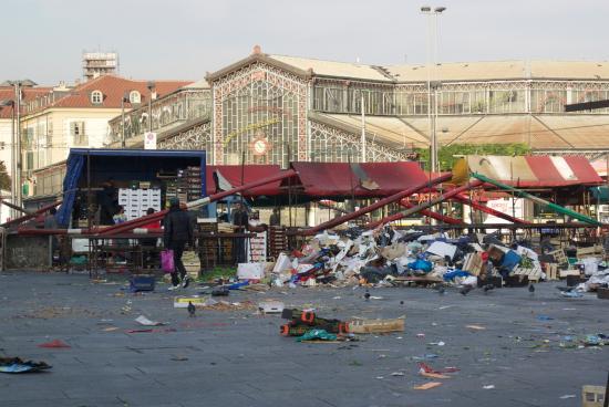 Esterno bild von mercato di porta palazzo turin - Mercato di porta palazzo torino ...