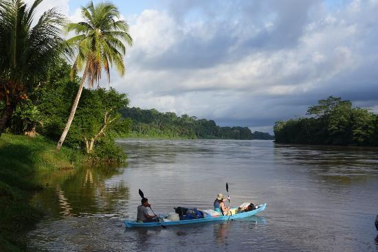 Green Pathways - Day Tours: Kayak adventure on the Rio San Juan