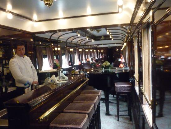 Venice Simplon Orient Express Day Trips Piano Bar