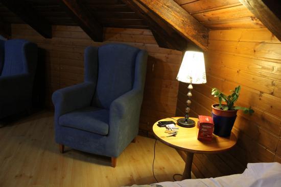 Hotel Posada Don Jaime: Zona de lectura :)