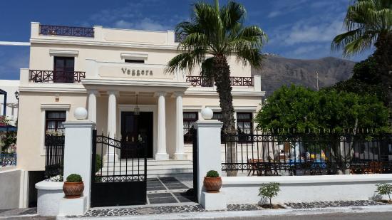 HOTEL VEGGERA - Picture of Veggera Hotel, Perissa - TripAdvisor