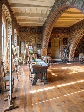 Museo-Laboratorio di Vetrate Artistiche Moretti Caselli : 28