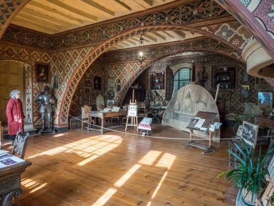Museo-Laboratorio di Vetrate Artistiche Moretti Caselli : 1