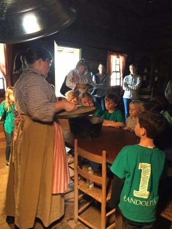 Burritt on the Mountain: Learning about cooking in the 1800s