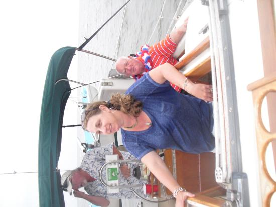 Rock Hall, MD: First Mate Suzanne