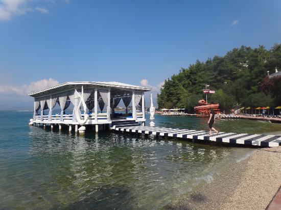 Letoonia Club & Hotel: Отличная инфраструктура!
