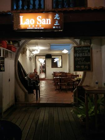 Lao San Cafe : IMG_20151212_225053_large.jpg