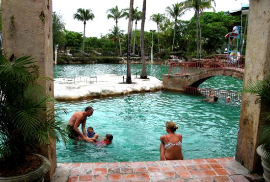 pool coral fl Venetian gables