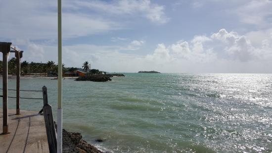 Mahogany Hotel Residence and Spa: beach area