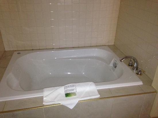 Дьепп, Канада: Spa tub